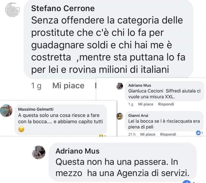 """Insulti a Matilde Siracusano: """"Io vittima di odio e violenza verbale sui social"""""""