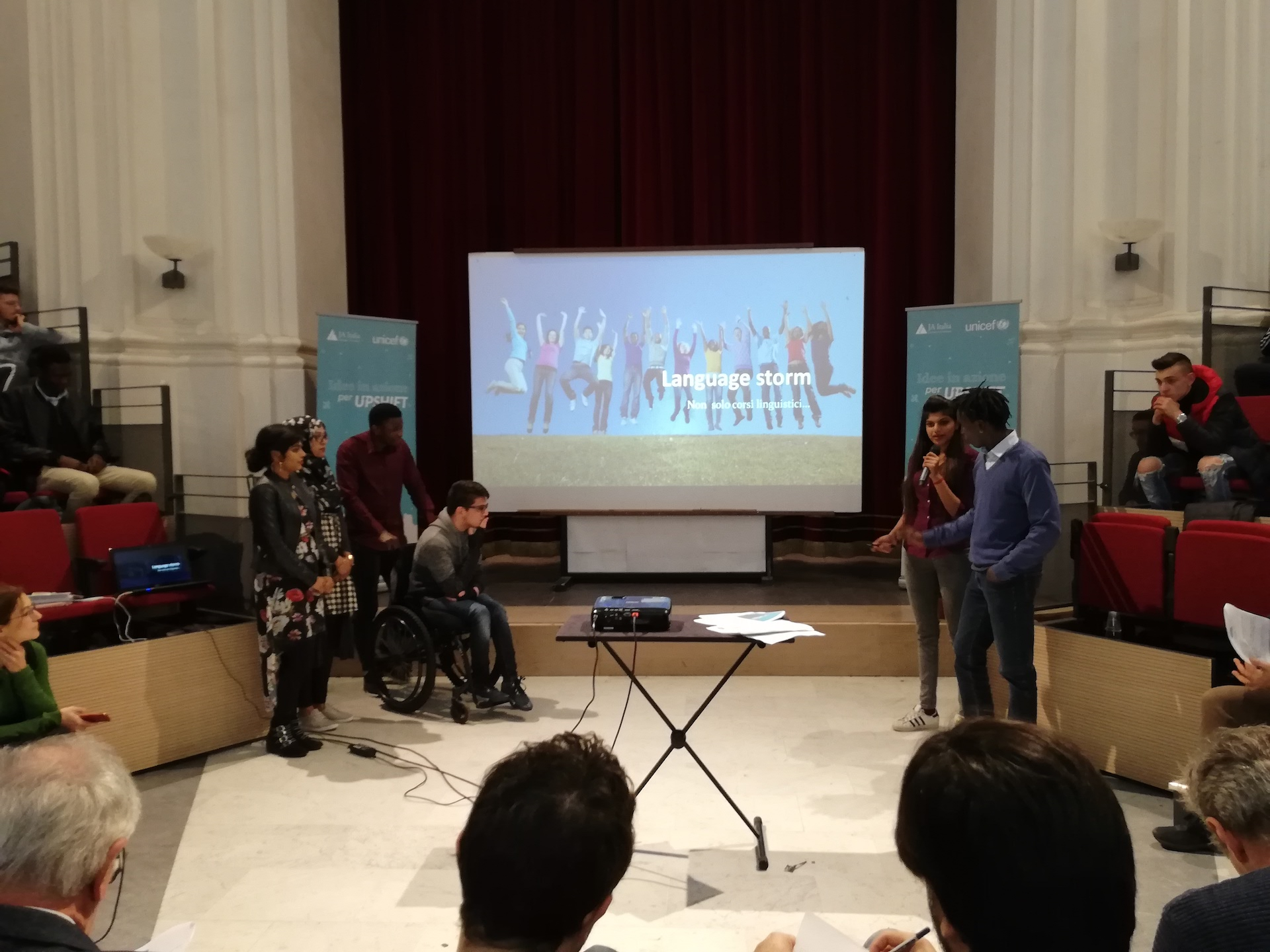 Unicef e JA Italia: 15 nuove start-up a impatto sociale