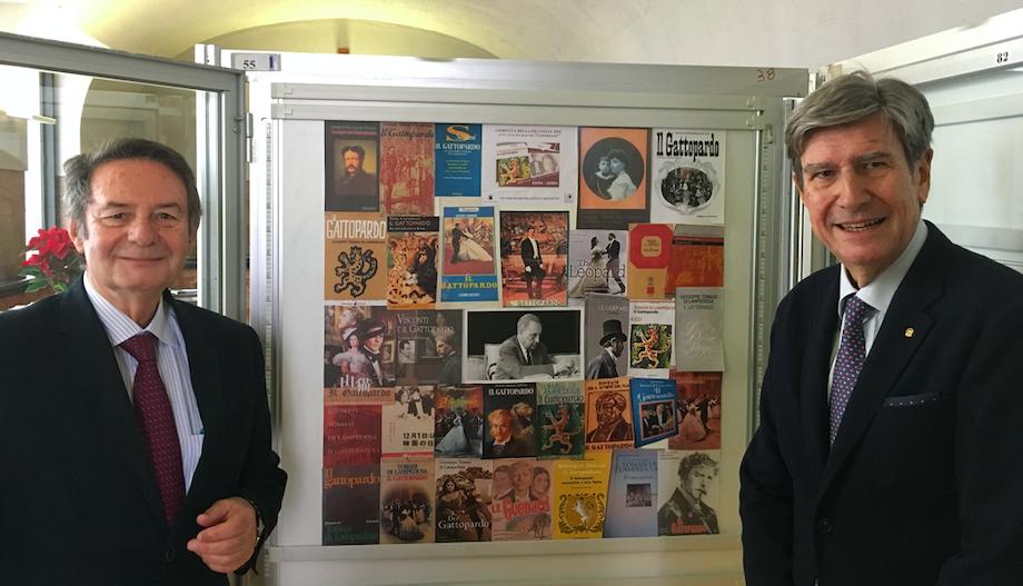 L'omaggio a Tomasi di Lampedusa alla 35° mostra filatelica siciliana