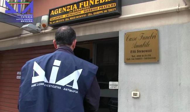 Gestivano illegamente pompe funebri, arresti due fratelli a Messina
