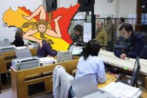 Sfatato un tabù: numero dipendenti pubblici siciliani uguale a quello nazionale