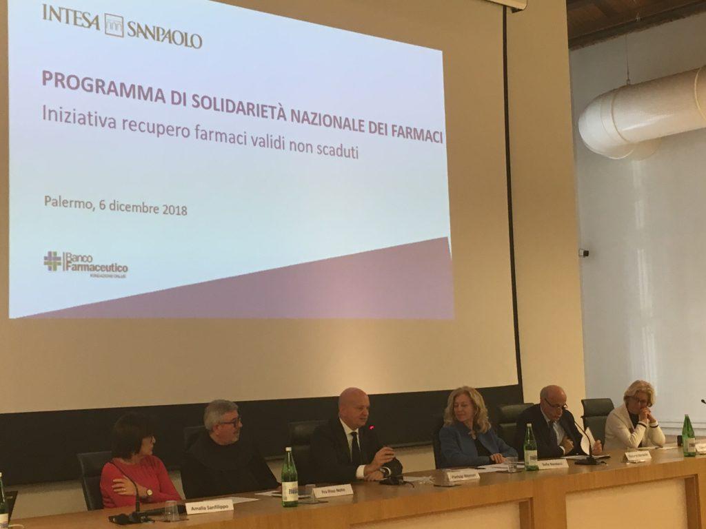 Recupero Farmaci Validi Non Scaduti.A Palermo Prende Il Via Il Progetto Recupero Farmaci Validi