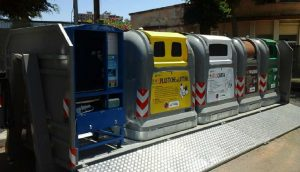 A Palermo apre il primo centro comunale di raccolta dei rifiuti
