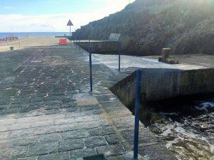 Porto di Ustica, ultimati i lavori di ripristino della banchina Santa Maria