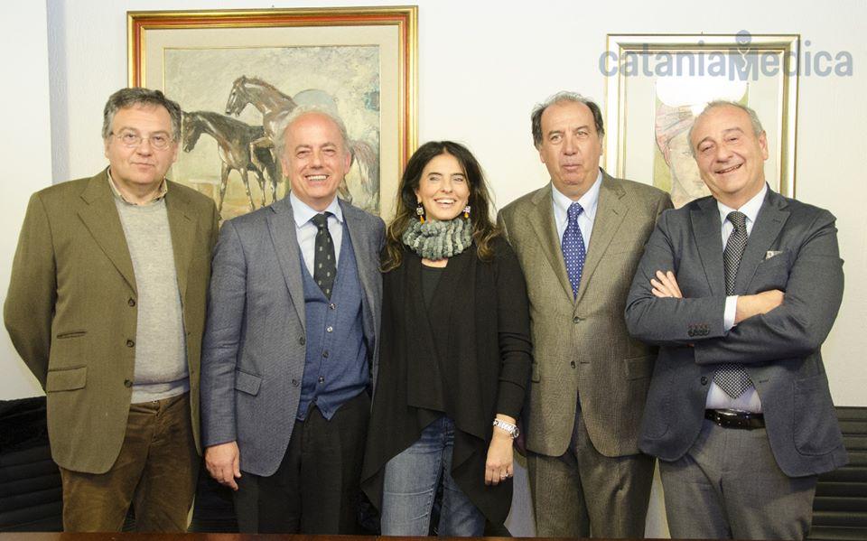 Diego Piazza nuovo presidente dell'Ordine dei Medici di Catania