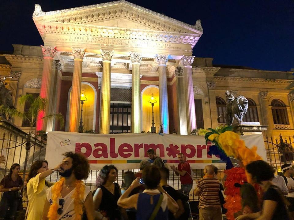 A giugno la IX edizione del Palermo Pride Parade 2019