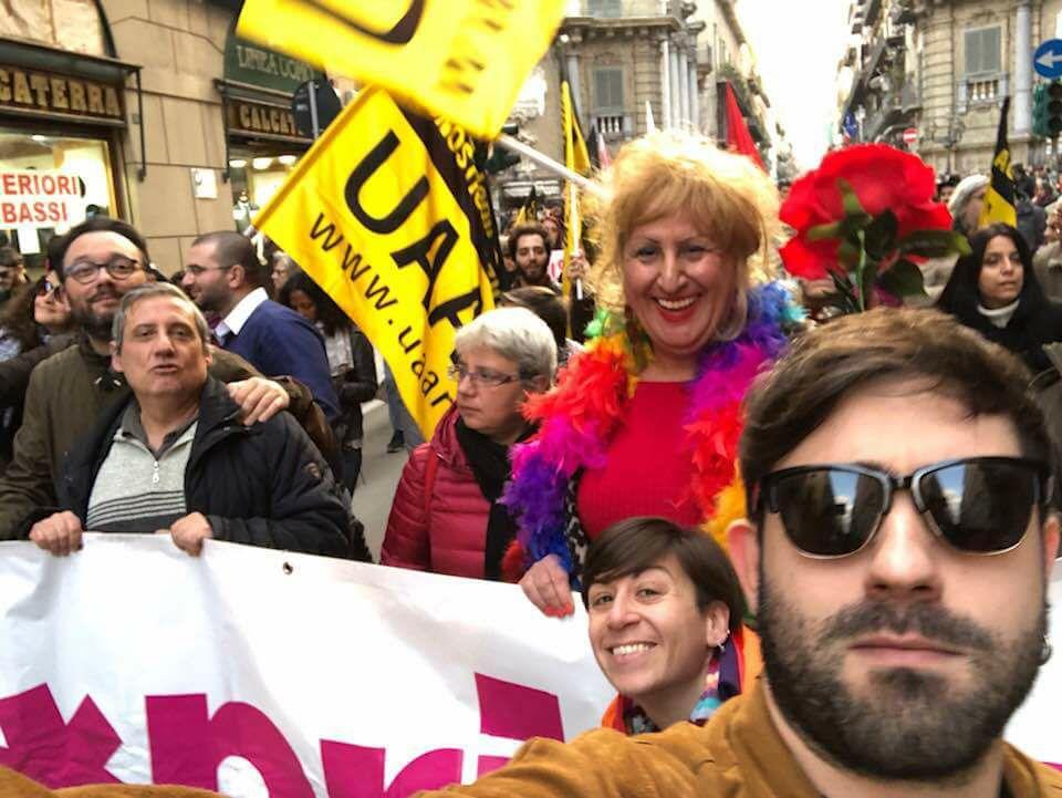 A Giugno La Ix Edizione Del Palermo Pride Parade 2019 Il