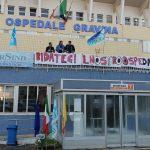 Asp di Catania, infermieri incatenati e in sciopero della fame