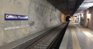 Catania, apre la stazione ferroviaria Picanello