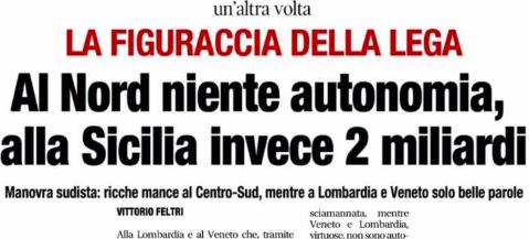 """Libero attacca la Sicilia, Armao: """"Regione sprecona è stereotipo"""""""