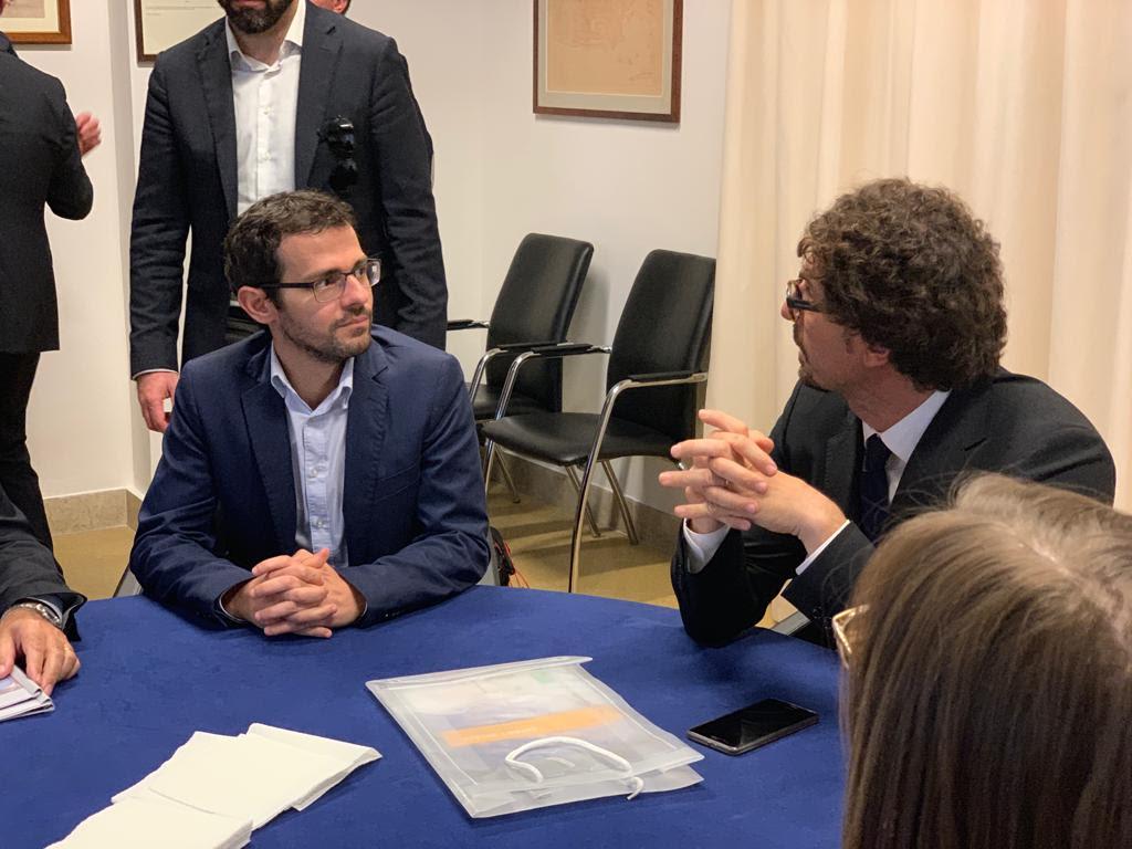 """Crisi CMC, Varrica: """"Garantiremo completamento opere e tutela lavoratori"""""""