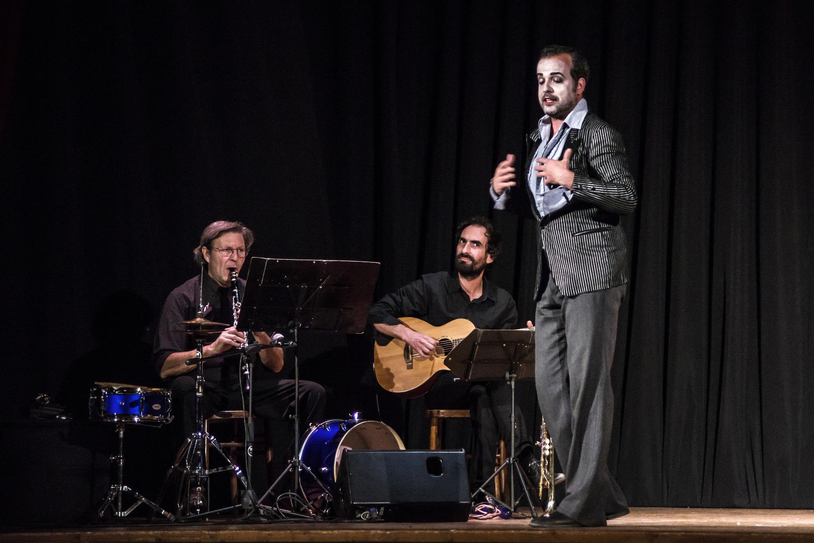 L'Odissea di Mario Perrotta al Teatro Biondo di Palermo