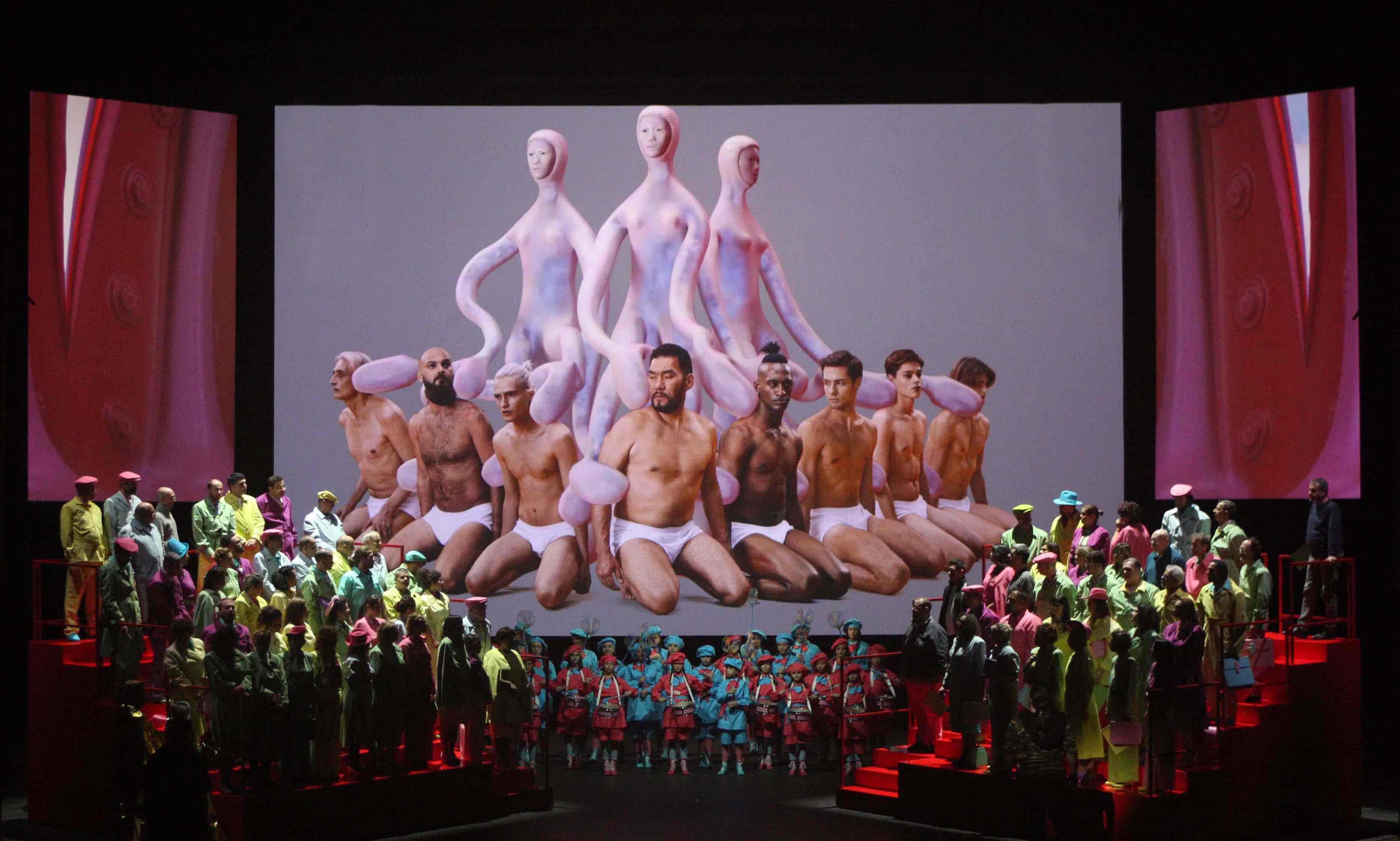 Al Teatro Massimo di Palermo va in scena Turandot di Puccini