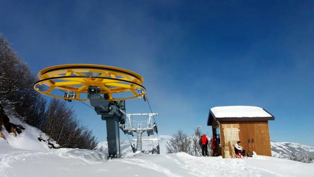 """Non parte la stagione sciistica a Piano Battaglia: """"Piste non sono in sicurezza"""""""