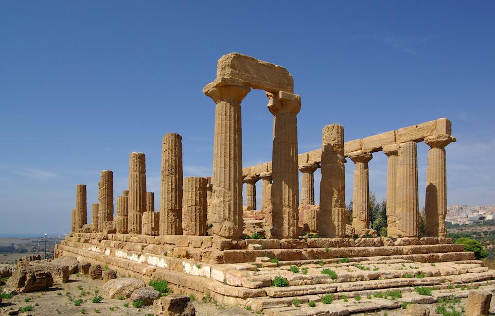 Valle dei Templi, stanziati 250 mila euro per il restauro e la valorizzazione