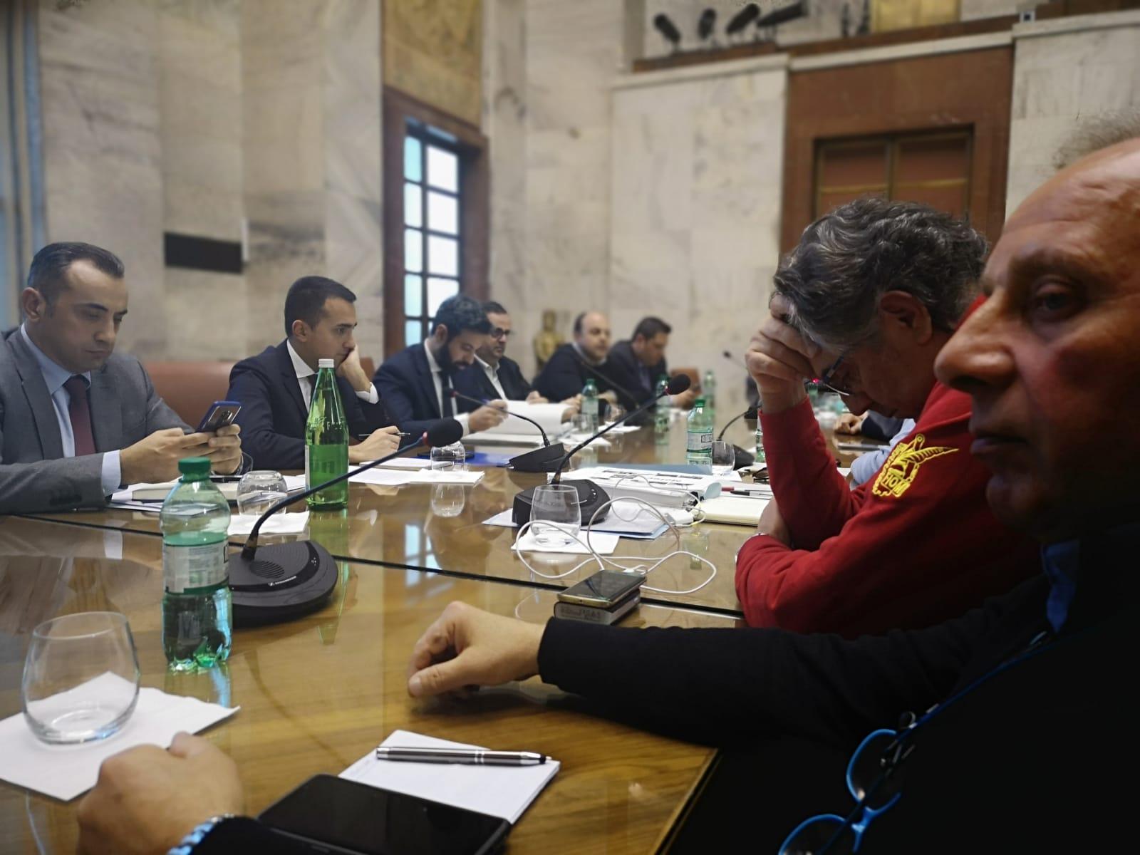 """Blutec, sindacati incontrano Di Maio: """"I lavoratori sono stanchi"""""""