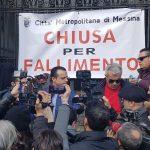 Città metropolitana di Messina, De Luca pronto a consegnare la fascia al Prefetto