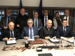 Edilizia in Sicilia, firmato primo contratto regionale degli artigiani