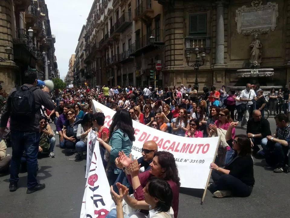 """Precari Asu, sindacati in sciopero: """"Umiliati dal governo Musumeci"""""""