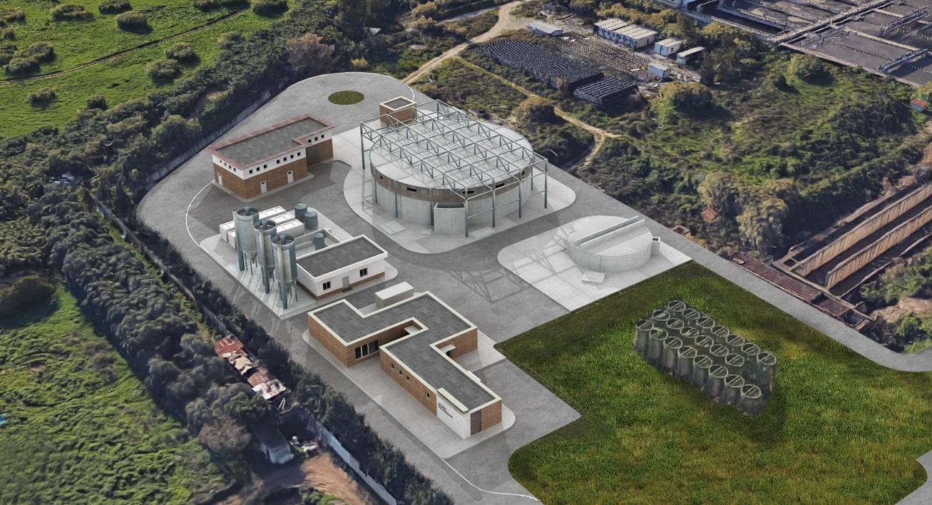 Palermo, nuovo impianto per il trattamento del percolato di Bellolampo
