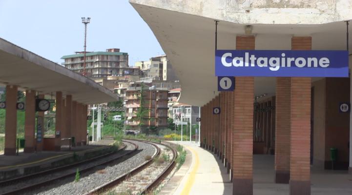 Riapre la linea ferroviaria Caltagirone-Catania