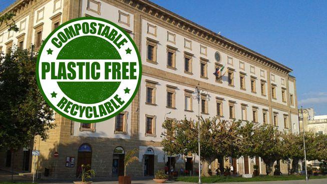 """Sciacca aderisce al progetto """"plastic free"""""""