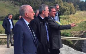 """Falcone: """"Regione pronta a sostituire ex Province per il ripristino della viabilità"""""""