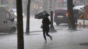 Meteo, previsti temporali e forte vento: allerta gialla in Sicilia