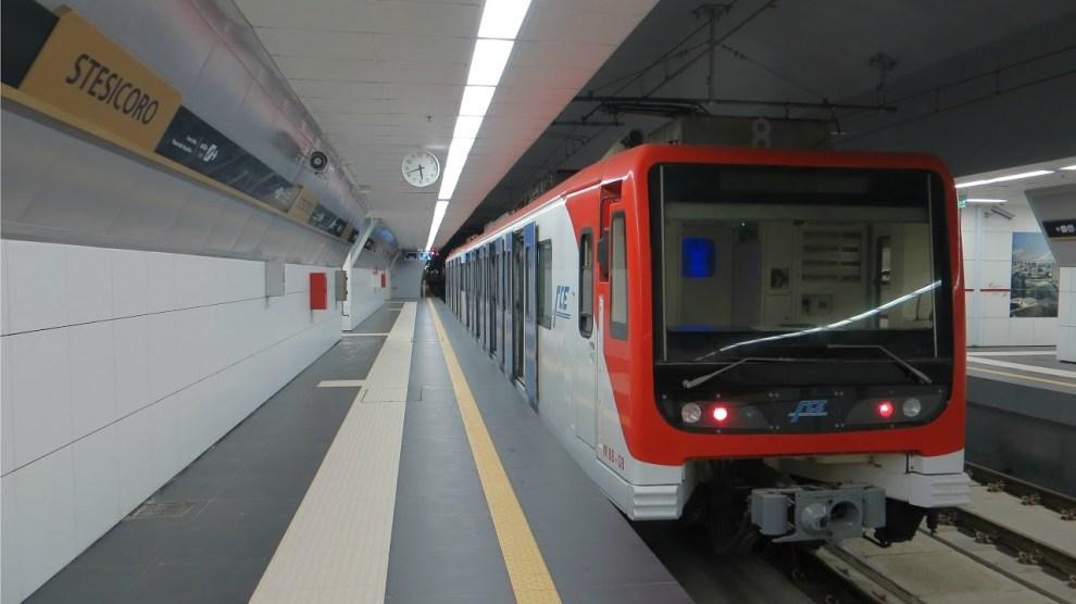 Metropolitana di Catania, attesa per finanziamento da oltre 400 milioni