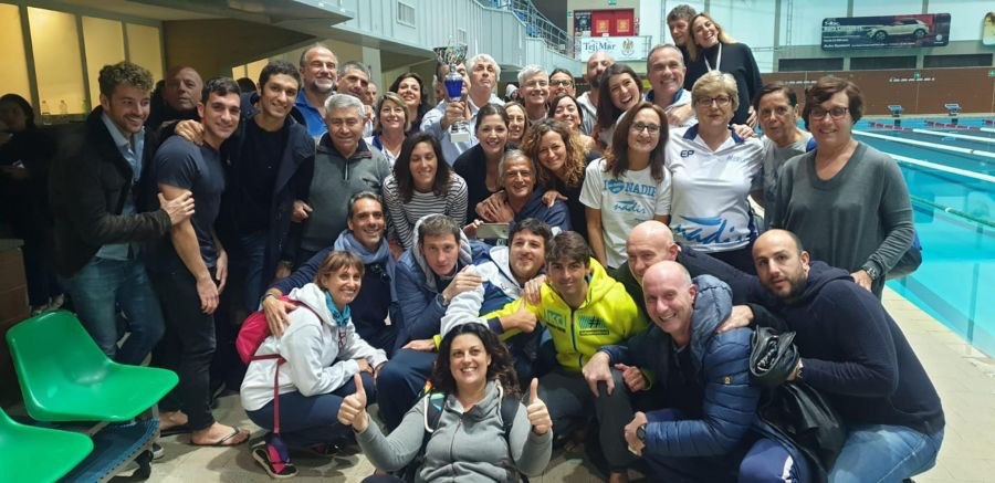 Nuoto, Polisportiva Nadir Palermo conquista il nono titolo regionale