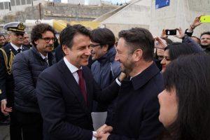 """Conte: """"Completare statale Agrigento-Caltanissetta nel giugno 2020"""""""