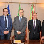 Trasporti, accordo tra Sicilia e Calabria: costituita l'Area integrata dello stretto