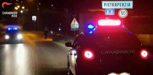 Blitz contro la mafia di Enna: arrestate 21 persone della famiglia di Pietraperzia