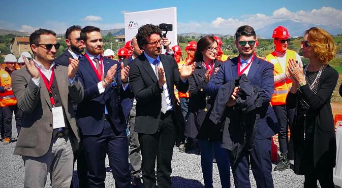 """Toninelli in Sicilia: """"Entro il 2025 Palermo-Catania in un'ora e 45′"""""""