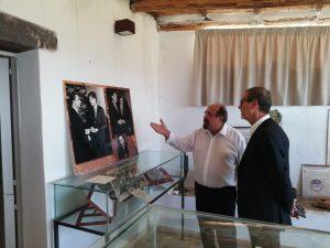 Musumeci a Salina, nascerà rete dei musei dell'emigrazione siciliana
