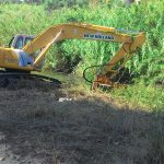 Mazara del Vallo, al via i lavori di pulitura del fiume Mazaro