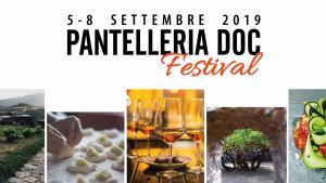 Vino, torna il Pantelleria Doc Festival
