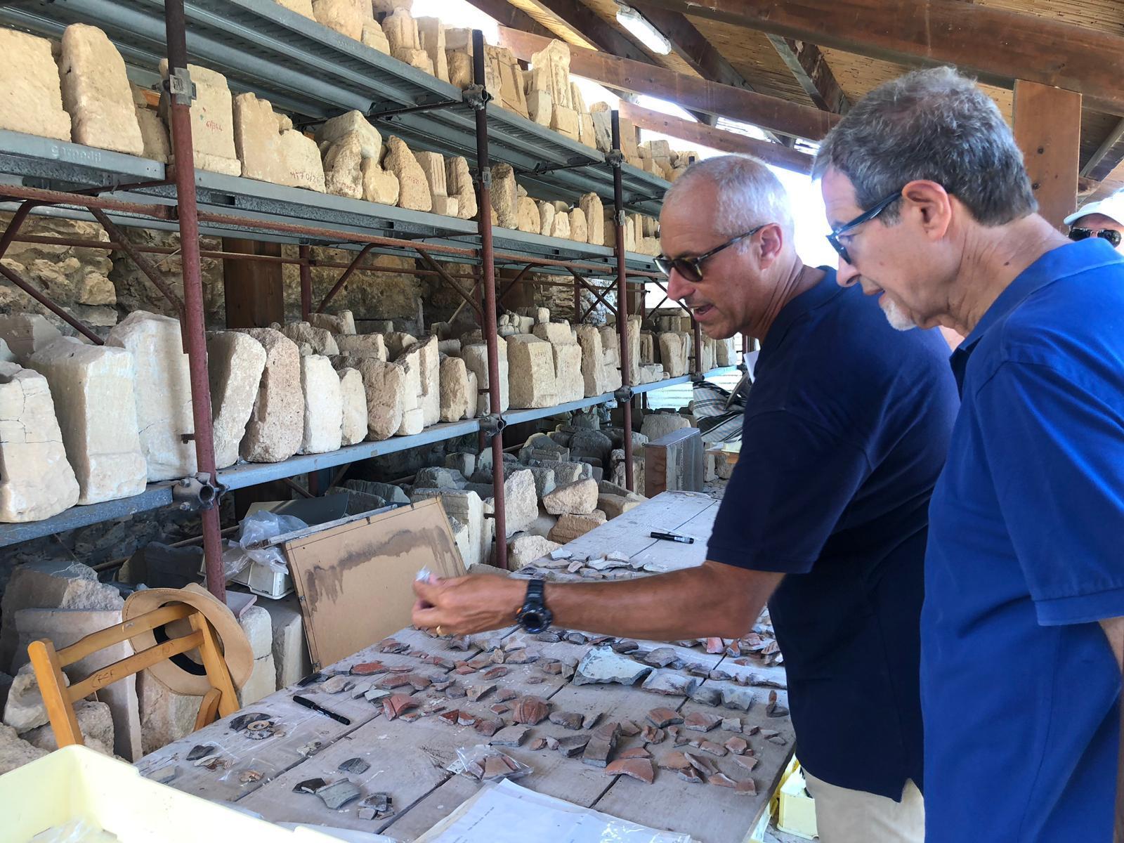 Musumeci in visita a Mozia, pronto piano di rilancio dell'isola