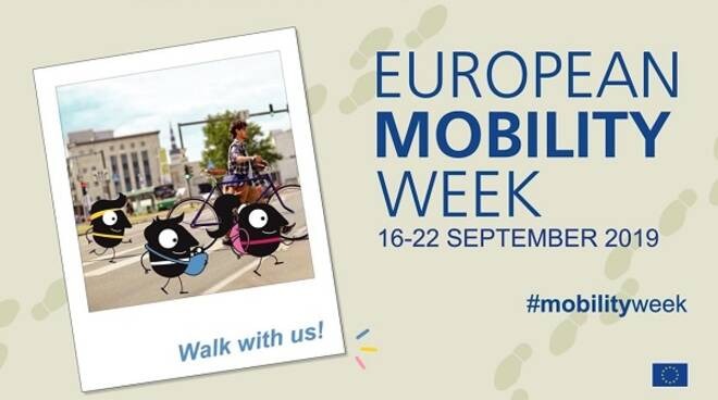 A Palermo la Settimana Europea per la mobilità sostenibile