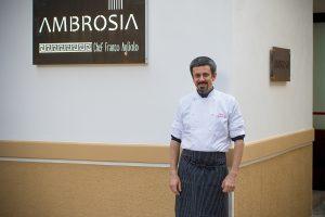 Il Ristorante Ambrosia inserito nella Guida 50 Top Italy