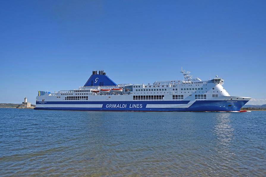 Grimaldi Cruise Smeralda