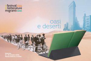 Dal 21 al 25 ottobre a Palermo il Festival delle Letterature migranti