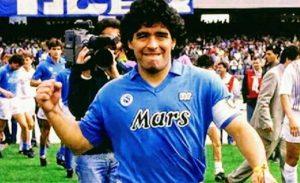 Calcio: è morto Diego Armando Maradona