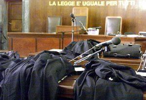 magistrati sciopero Palermo