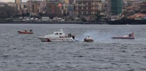 Catania, cadavere di militare americano recuperato al largo