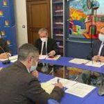 scorie radioattive Sicilia gruppo di lavoro