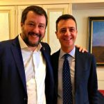 Nino Minardo e Salvini Lega