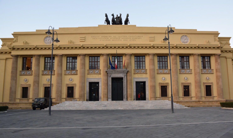 Anno giudiziario Messina, rischio prescrizione per Covid