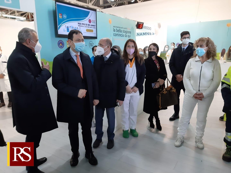 vaccino anti Covid Hub Messina
