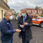Etna, Musumeci dichiara lo stato di emergenza